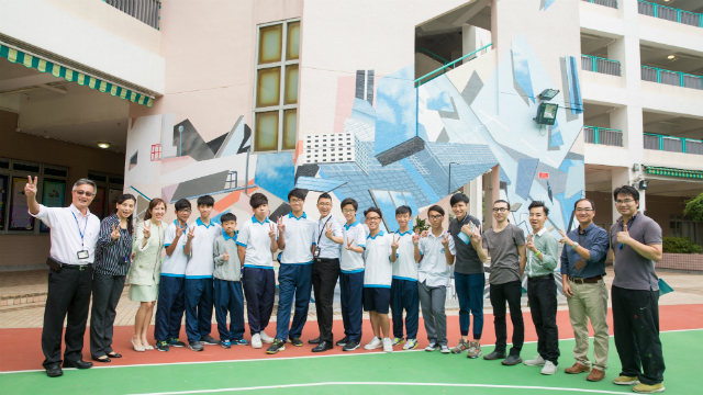 Society of Boys� Centres, Shing Tak Centre, Sim Chan, Stanley Siu
